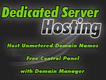 Affordably priced dedicated hosting services
